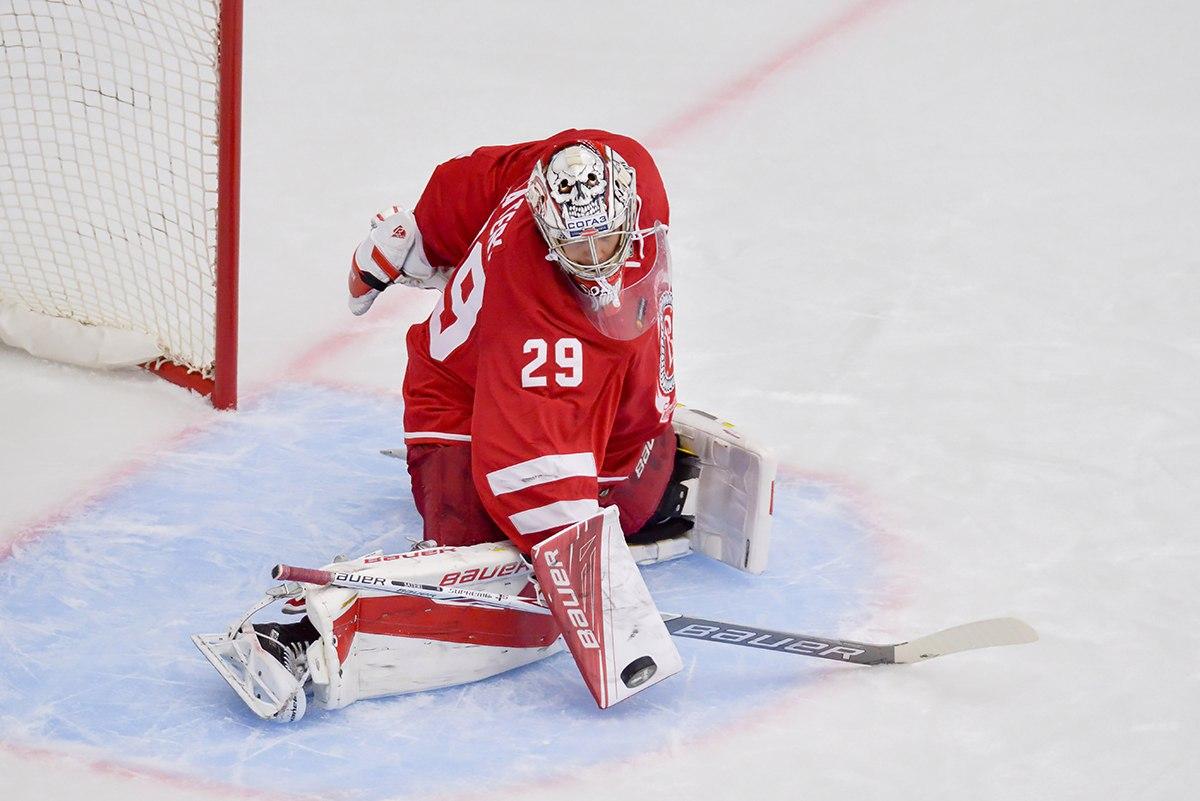 Хоккеисты СКА разгромили «Витязь» ивышли во 2-ой раунд плей-офф КХЛ