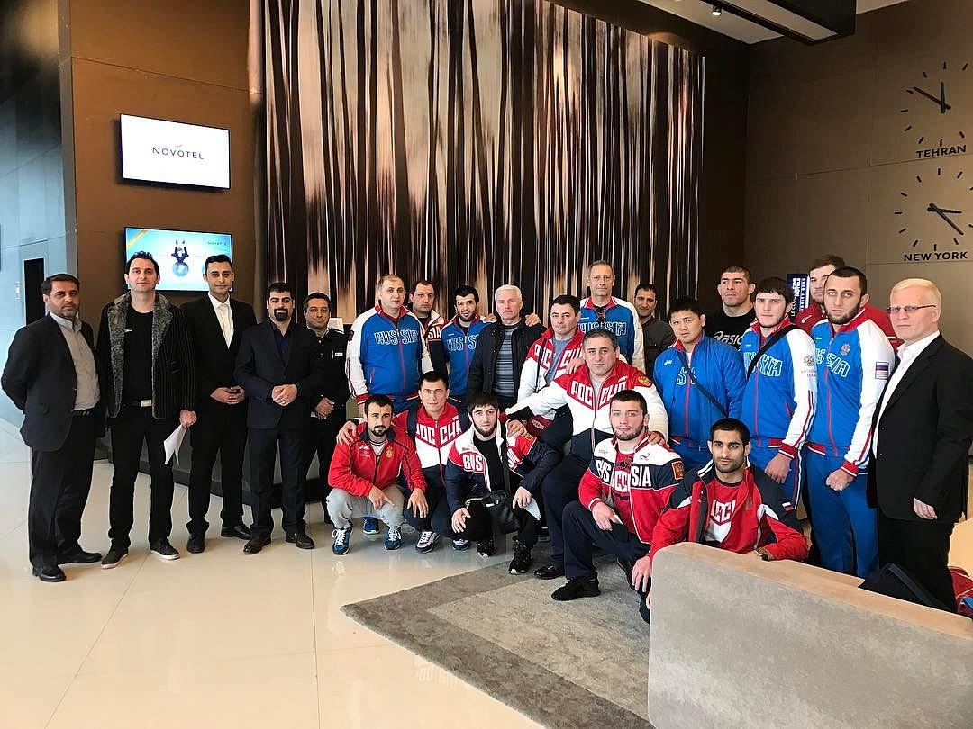 Русские  борцы греко-римского стиля выиграли Кубок мира